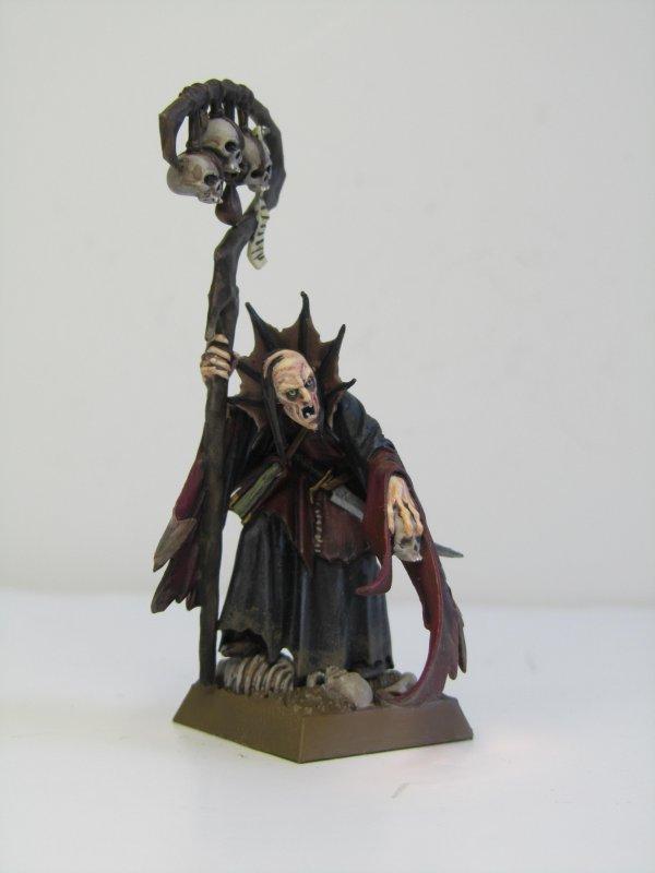 Nécromancien des Comtes Vampires