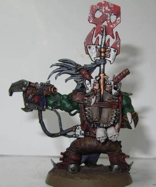 Armée Ork : Big Boss GORGUL