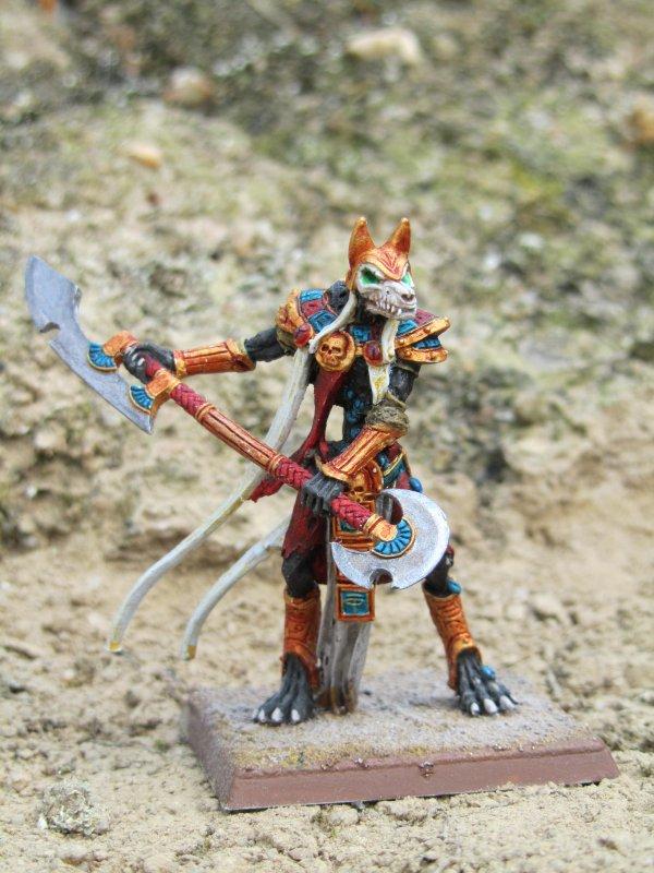 Armée Roi des Tombes : Ushabtis