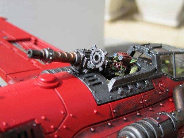 Armée Ork : Blitza Bomba