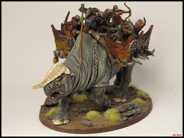 La Grande Bête de Gorgoroth