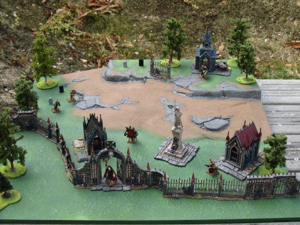 Le Jardin de Morr (CITADEL - WARHAMMER)