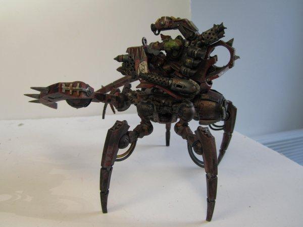 Armée Ork : Krab' Eud'la Mort