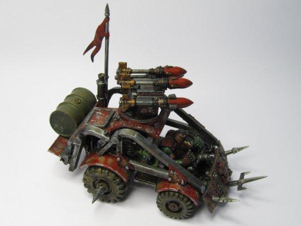 Armée Ork : Kraz'buggy