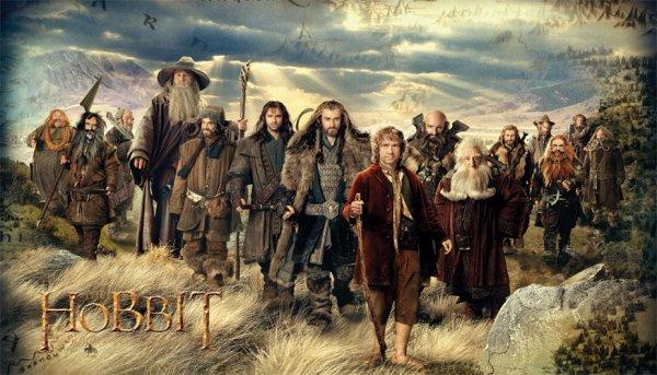 Le jeu de bataille Le Hobbit : Un Voyage Inattendu.