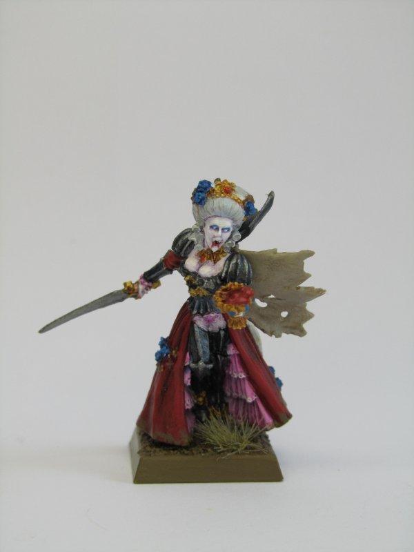 Armée des Comtes Vampires : Lady Sonya, Charmeuse Sanguinaire