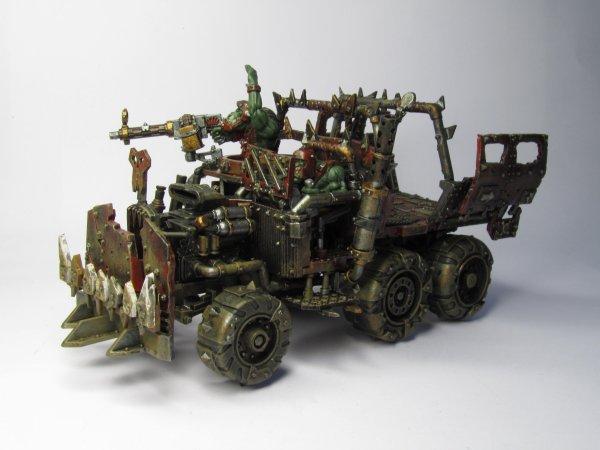 Armée Ork : Truk