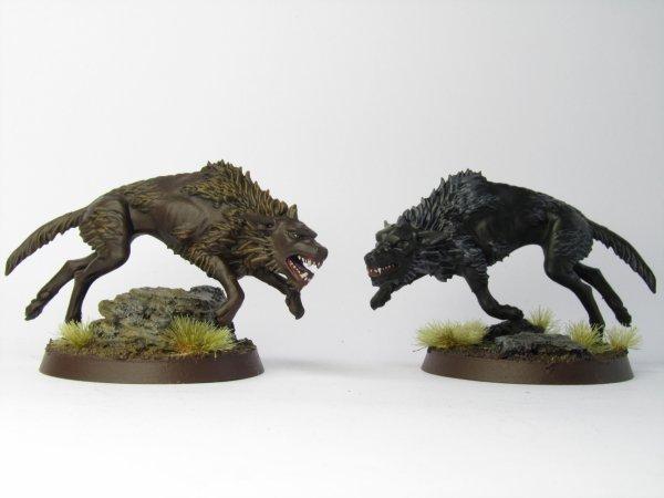 Wargs des Ombres (GW, Le Hobbit)