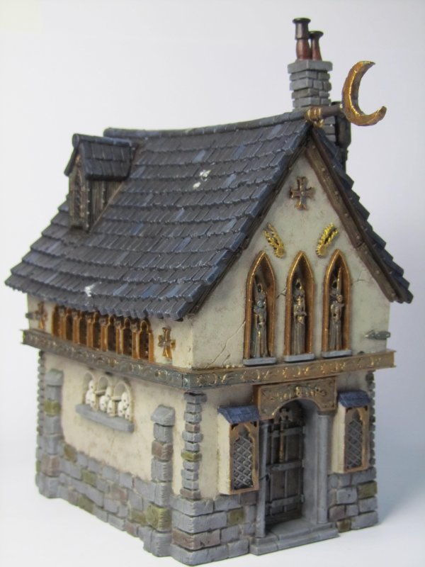 Chapelle (CITADEL - WARHAMMER)