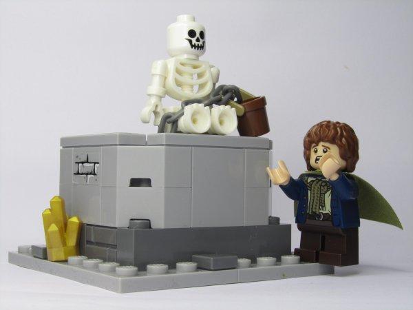 Les mines de la Moria LEGO