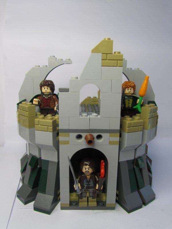 L'attaque du Mont Venteux LEGO