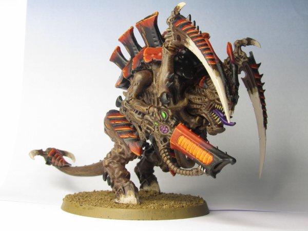 Armée Tyranide, la Flotte-ruche ECHIDNA : CARNIFEX