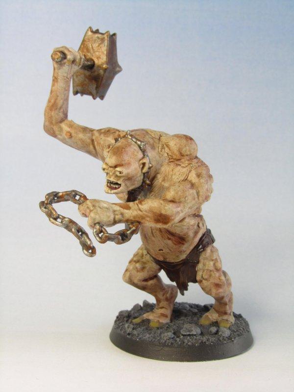 Trollglodyte (création pour Le Hobbit)