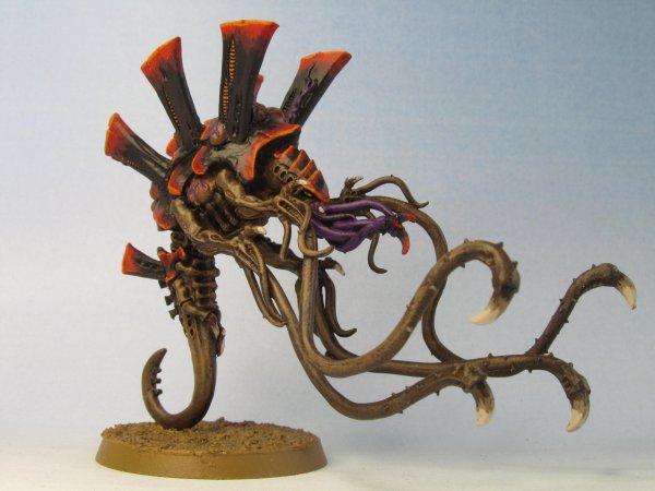 Armée Tyranide, la Flotte-ruche ECHIDNA : VENOMTHROPE