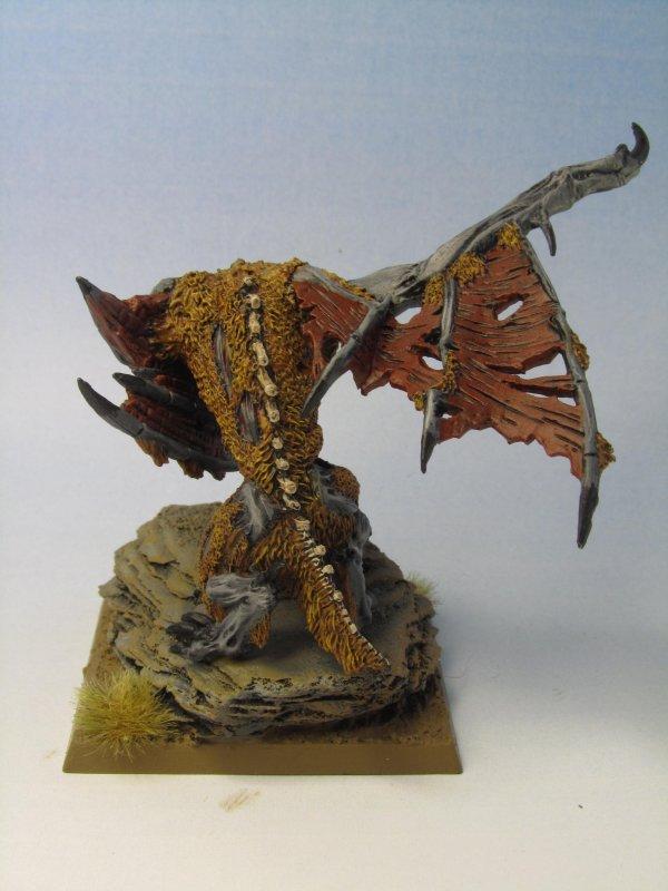 Armée des Comtes Vampires : Varghulf