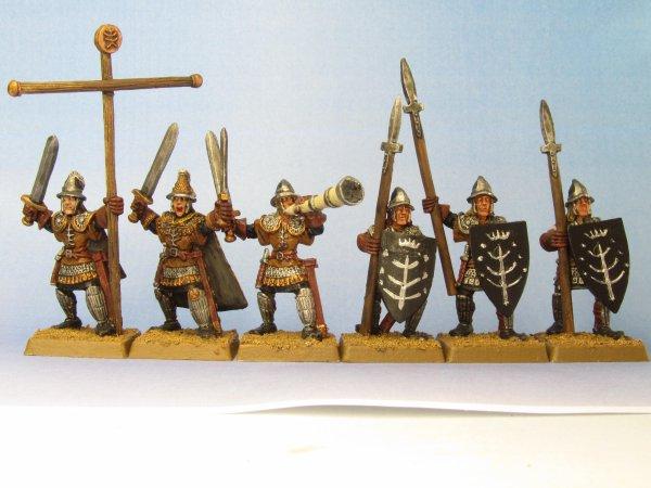 Soldats de Minas Tirith (BLACK TREE)