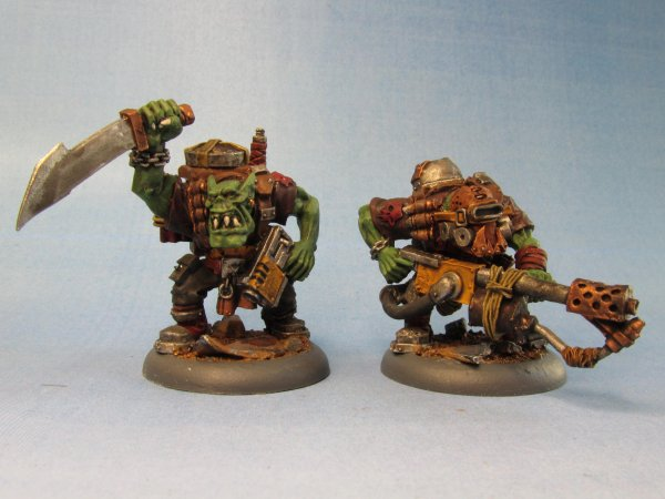 Orks Oop 3! (Out Of Production)