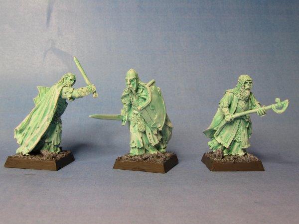 Guerriers  et cavaliers des Morts