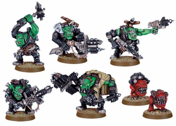 Armée Ork : Kasseurs de Tanks