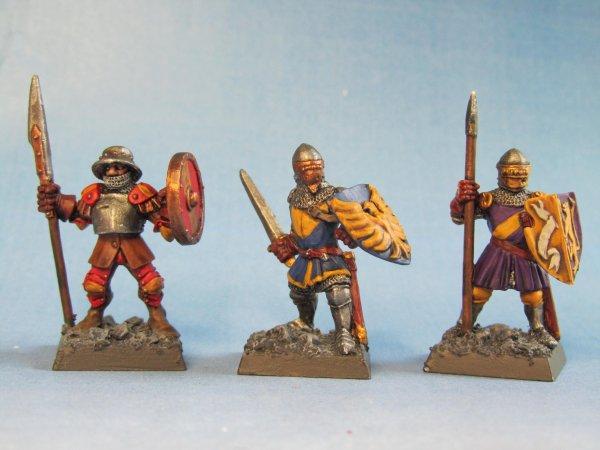 Figurines en vrac 1