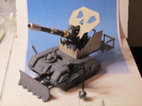 Armée Ork : Projet Looted Basilisk