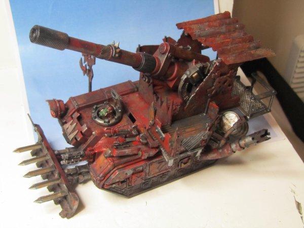 Armée Ork : Looted Basilisk