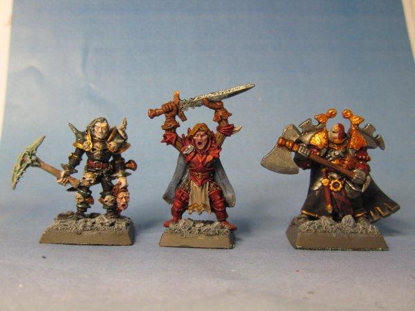 Figurines en vrac 3