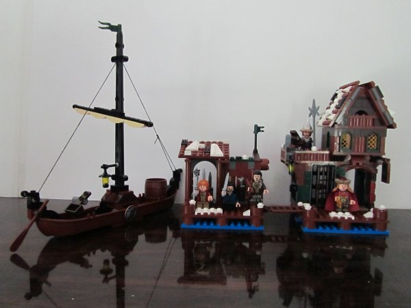 "The Hobbit ""The Désolation of Smaug"" LEGO"