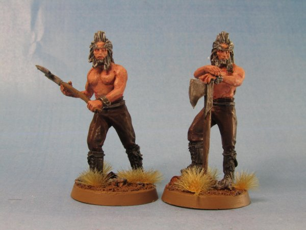 Beorn et sa forme ours