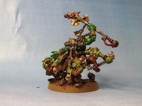 Armée Ork : Bizarboy