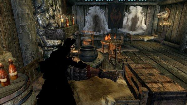 Skyrim : Mode Loup-Garou et Mode Vampire
