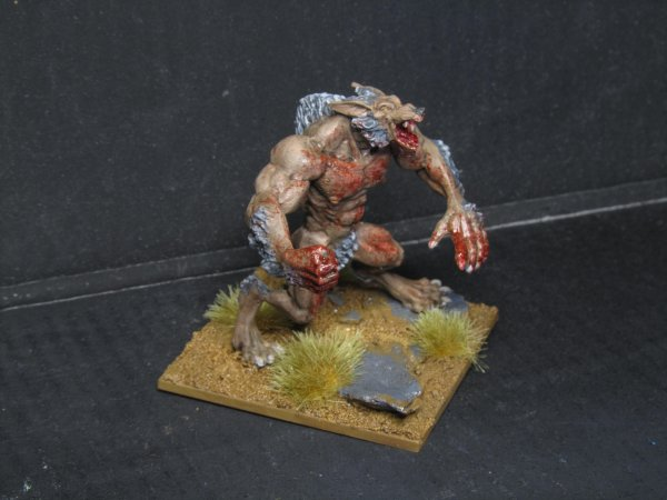 Kings of War (Mantic) - Undead Werewolves