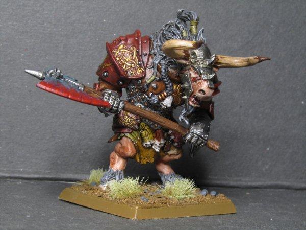 Minotaure Archonte des Faathi (Confrontation / Rackham)