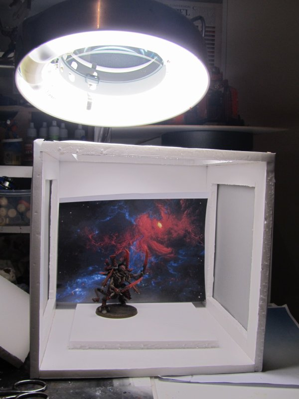 Ma photo box home-made