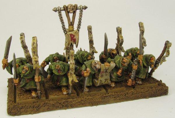 Skavens Clan des Pestilens