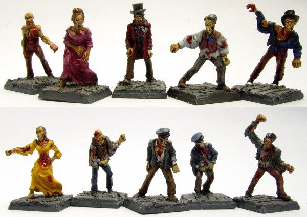 Les zombies de la St Sylvestre!