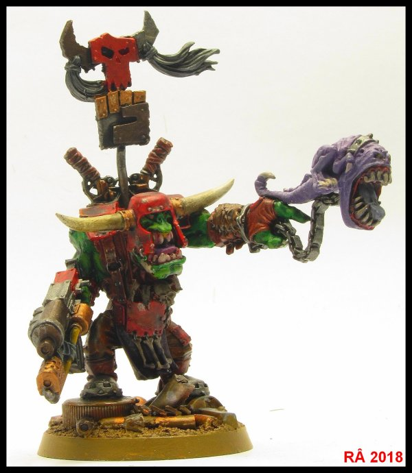 Figurines Orks