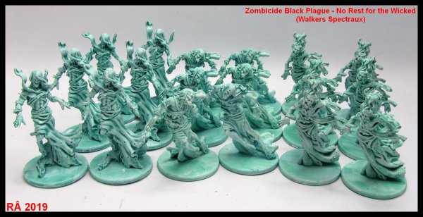 Zombicide Black Pague 2ème partie