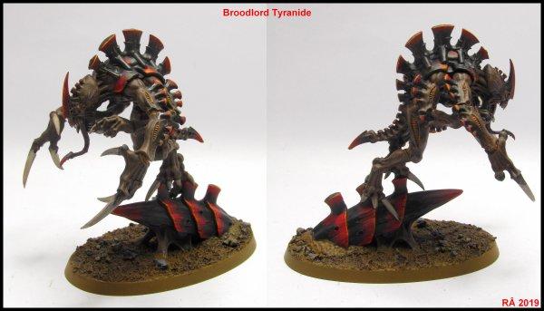 Armée Tyranide : Broodlord