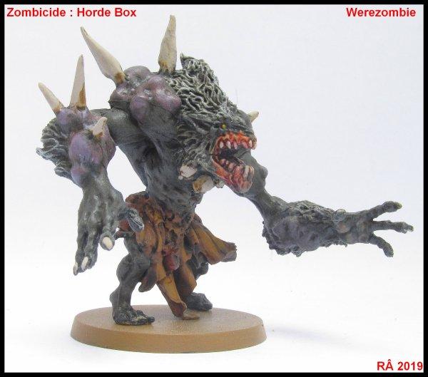 Zombicide : Horde Box (1ère partie)