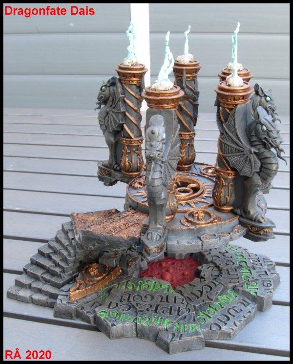 Dragonfate Dais (décor)