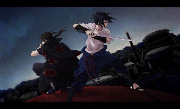 Itachi - Sasuke