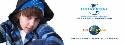 USM / Universal Music France Retrouve moi sur mon :  Site Officiel - Facebook - Twitter