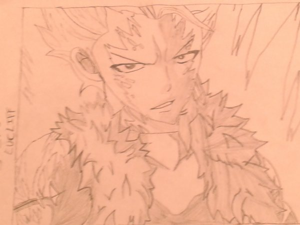 Dessins Fairy Tail suite..