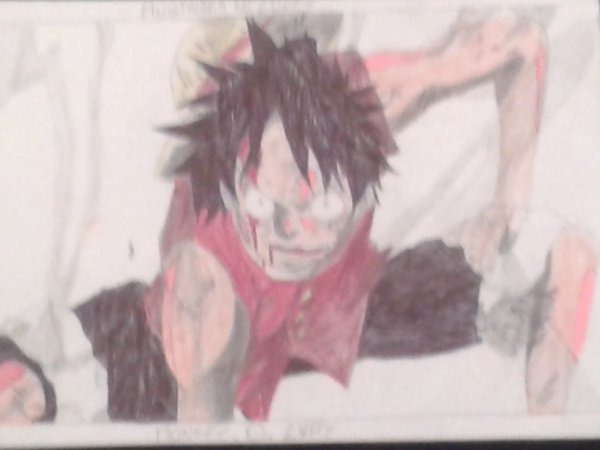 Mes dessins de One Piece !