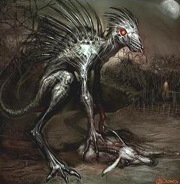 Créatures fantastiques, mythiques et imaginaires n°4 ; Chupacabra