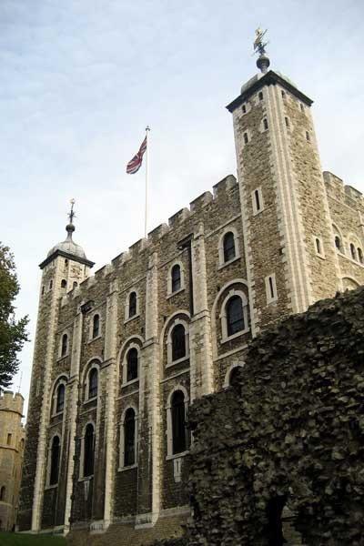 Fantômes et lieux hantés n°3 : Les fantômes de la tour de Londres
