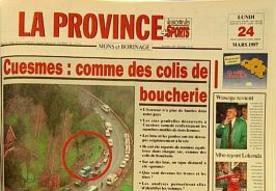 Tueurs et crimes célébres n°2 : Le dépeceur de Mons
