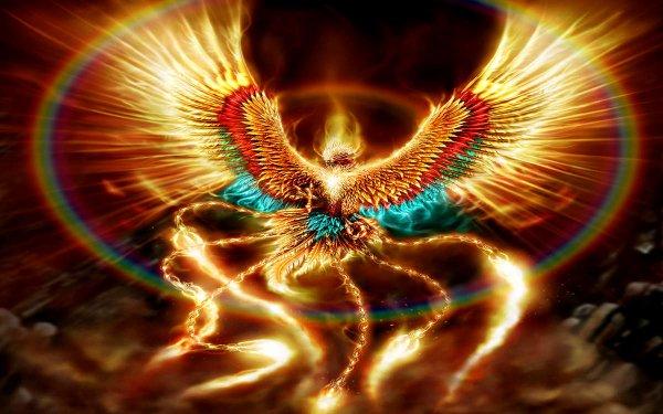 Créatures fantastiques, mythiques et imaginaires n°5 : Le Phénix