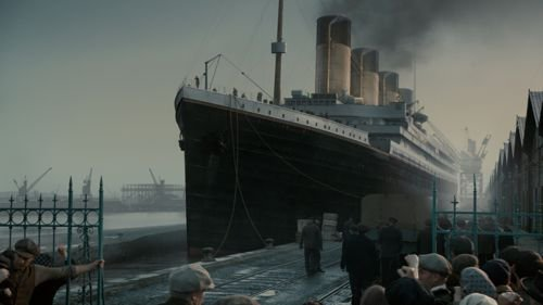 Histoire n°1 : Titan et Titanic